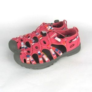 KEEN Pink Waterproof Washable Outdoor Sandals 6